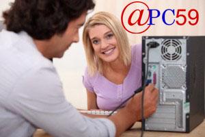 L'assistance informatique à domicile
